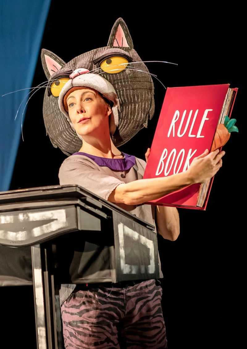 Lucy Tuck as CAT