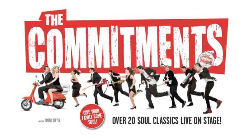 The Commitments uk tour dates tickets