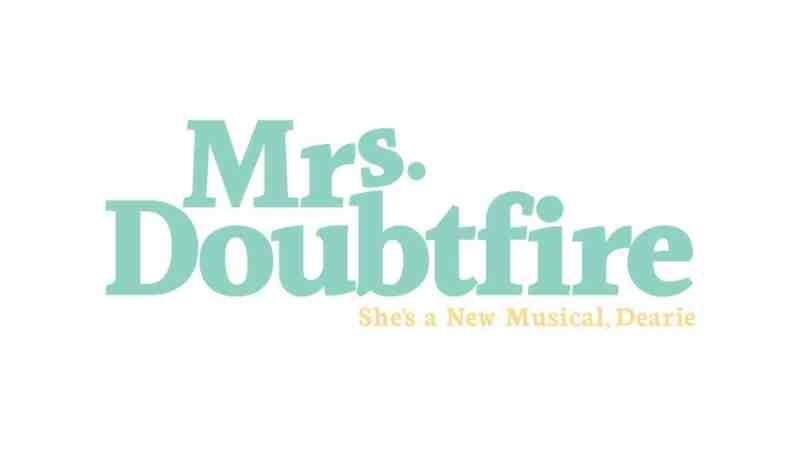 mrs doubtfire musical website