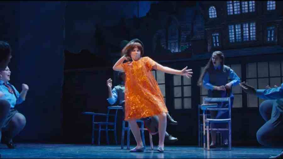 The Boy in the Dress musical