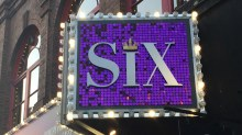 six the musical - 1
