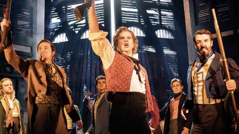 Les Miserables Sondheim Theatre