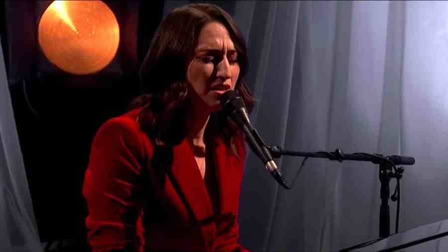 She Used To Be Mine from Waitress the Musical Sara Bareilles