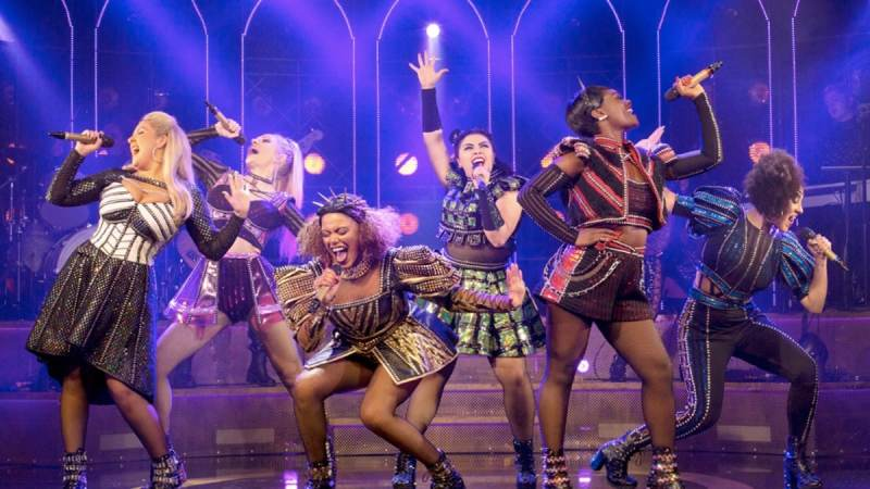 six the musical west end 2020