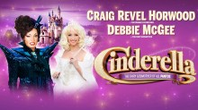 Cinderella panto cast mayflower