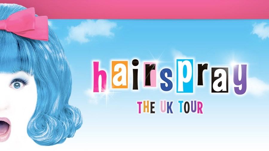 hairspray uk tour tickets 2020 2021