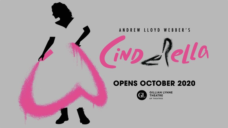 Andrew Lloyd Webber Cinderella b
