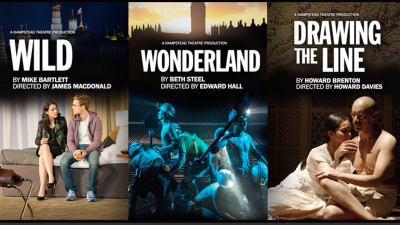 Hampstead Theatre online streams