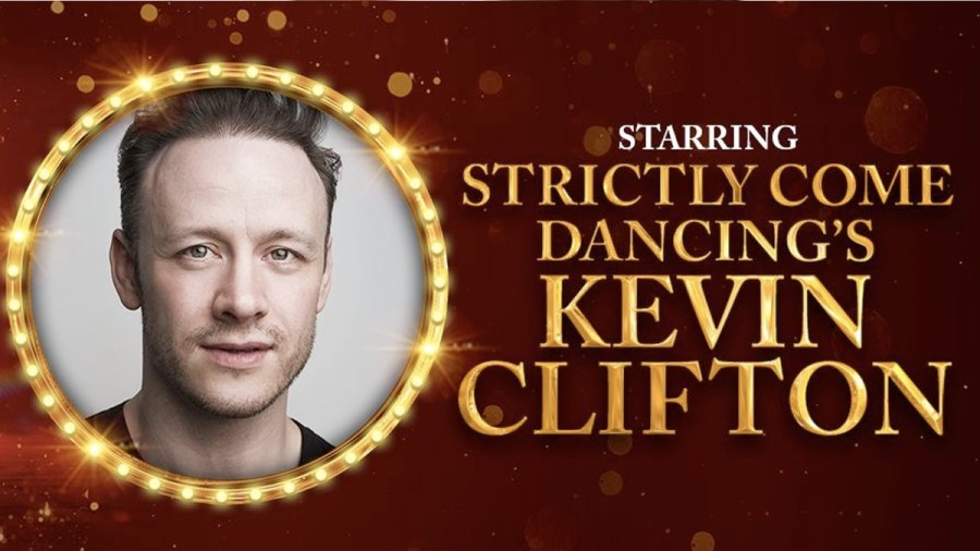 kevin clifton strictly ballroom