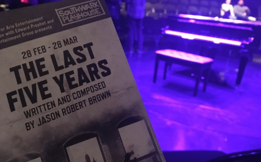 southwark playhouse last five years review