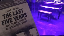 southwark playhouse last five years - 1
