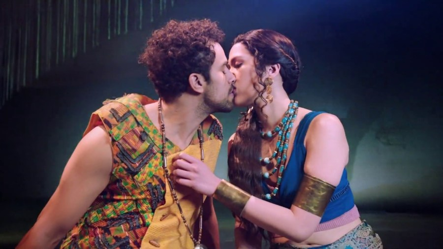the prince of egypt musical trailer