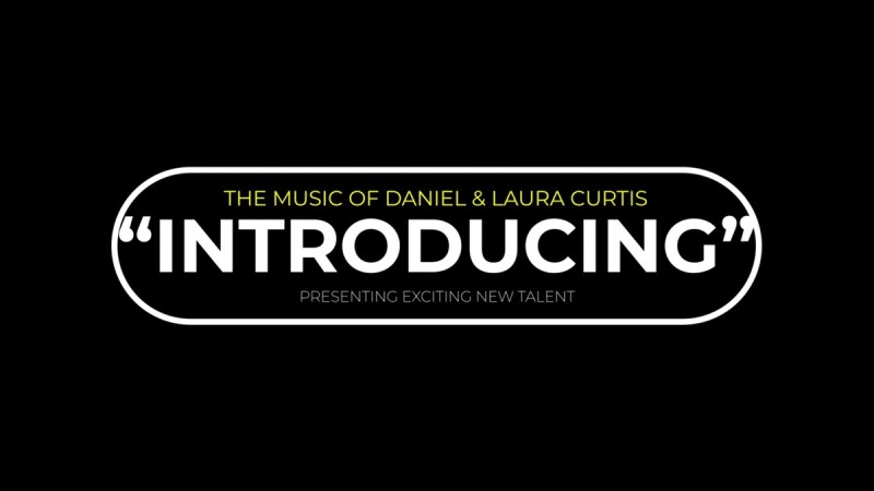 Daniel and Laura Curtis concert image