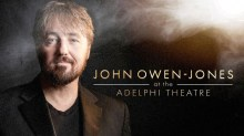 John Owen-Jones concert tickets