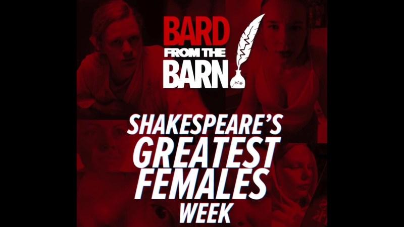 Shakespeares Greatest Females