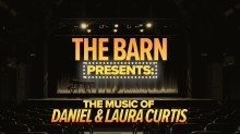 The Barn Theatre Daniel and Laura Curtis virtual concert