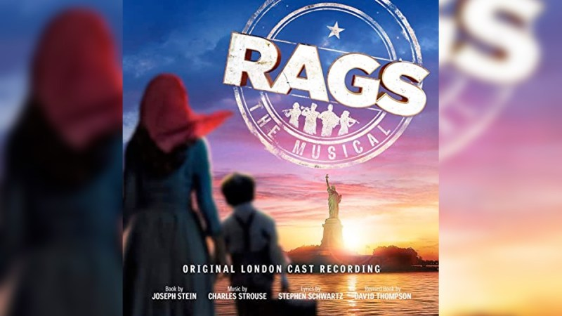 rags musical recording