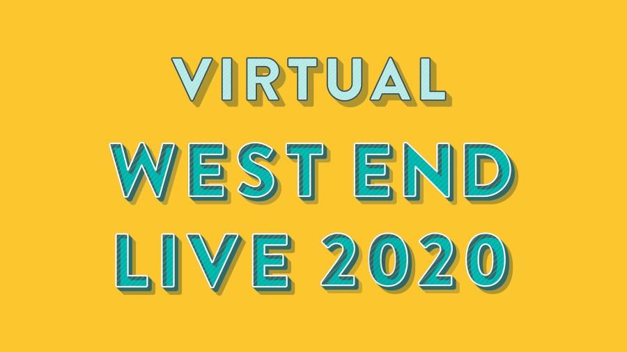 virtual west end live 2020