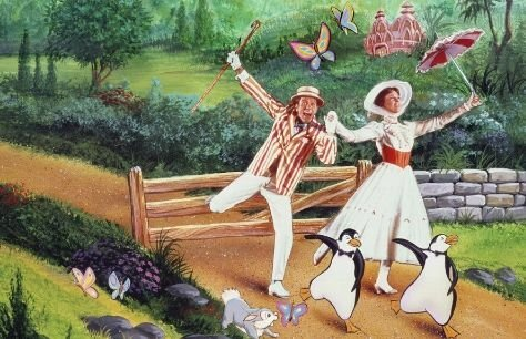 Cinema: Mary Poppins