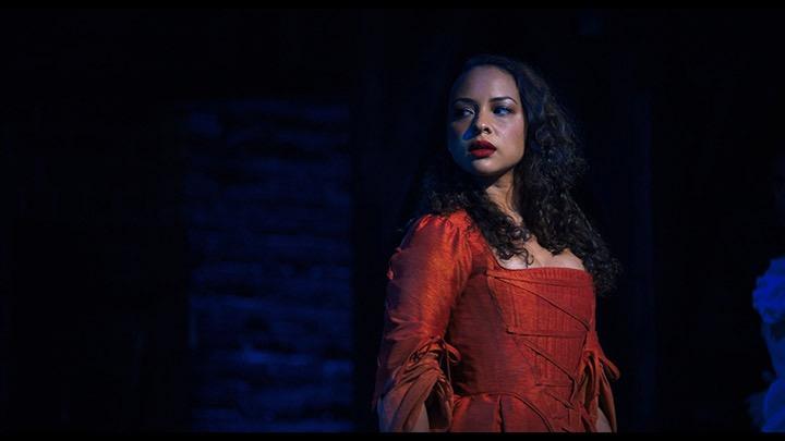 Jasmine Cephas Jones is Maria Reynolds