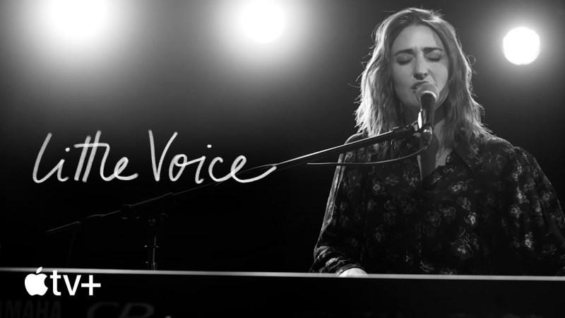 little voice appletv trailer