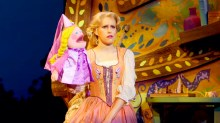 Tangled musical disney cruise line