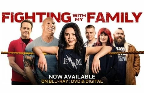 Cinema: Fighting with my Family