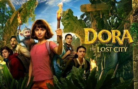 Cinema: Dora and the Lost City of Gold
