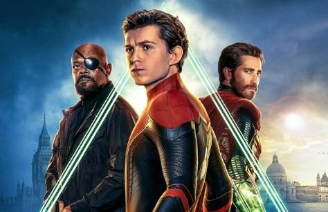 Cinema: Spider-Man Far From Home