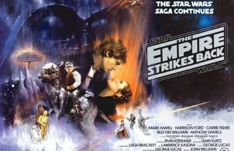 Cinema: Star Wars Ep V: Empire Strikes Back