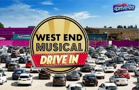 LIVE: West End Musical Drive In