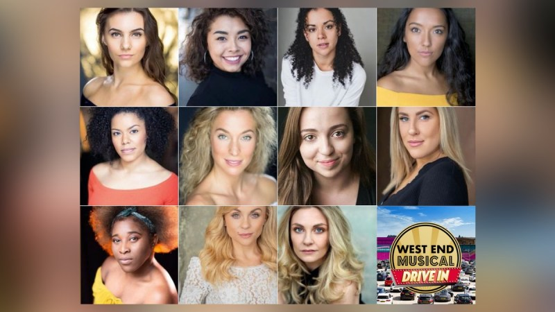 six the musical drive in west end 2