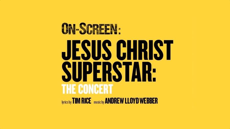 jesus christ superstar onscreen