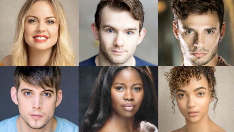 pippin musical london cast