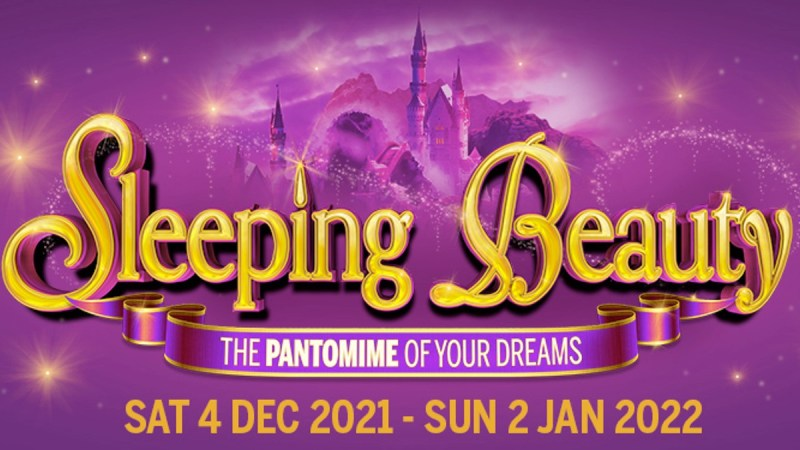 sleeping beauty panto bromley