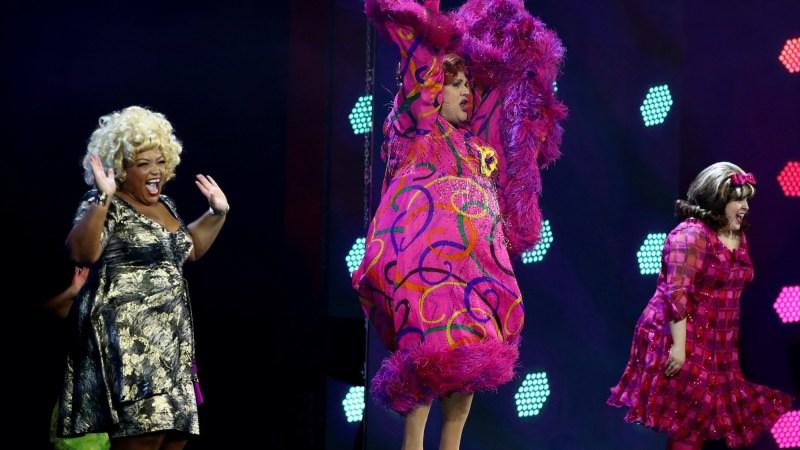 Hairspray on Britain's Got Talent