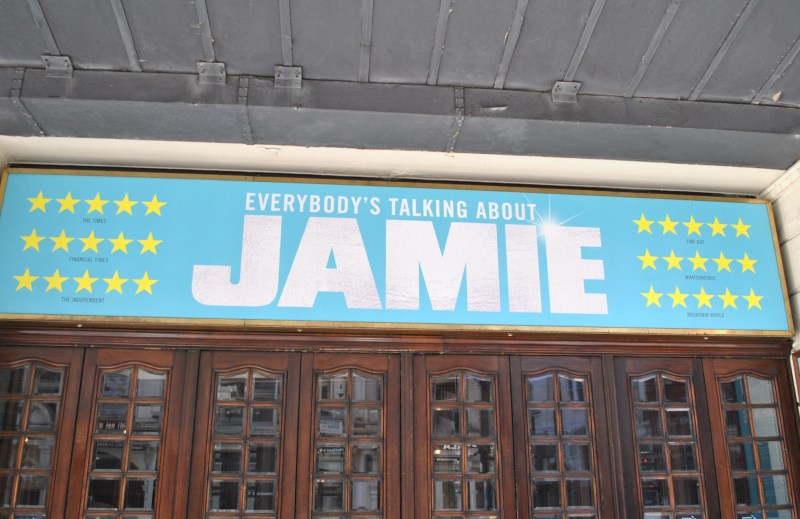 jamie west end - 2