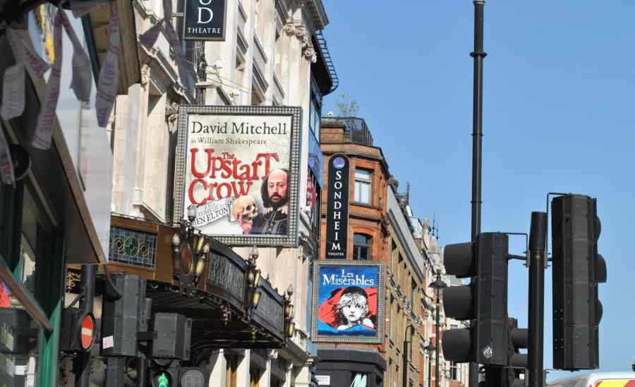 west end theatres - 1