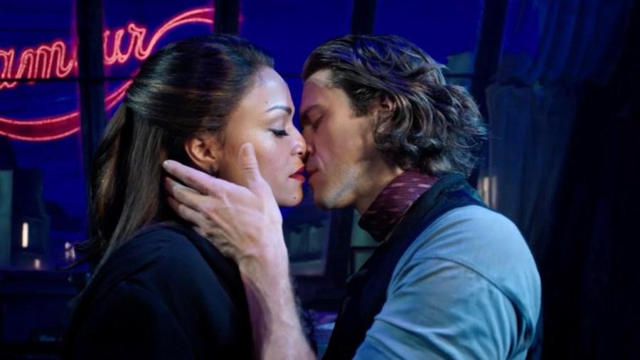 Karen Olivo Aaron Tveit Come What May Moulin Rouge