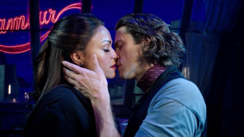 Karen Olivo Aaron Tveit Come What May Moulin Rouge