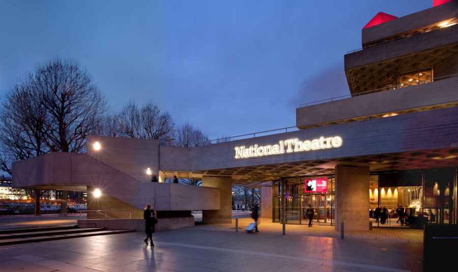 NT entrance March 2015 Photo by Philip Vile