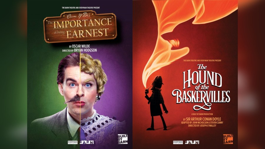 The Importance of Being Earnest and The Hound of the Baskervilles