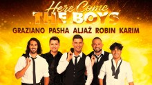 here come the boys west end