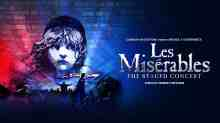 Les Miserables concert
