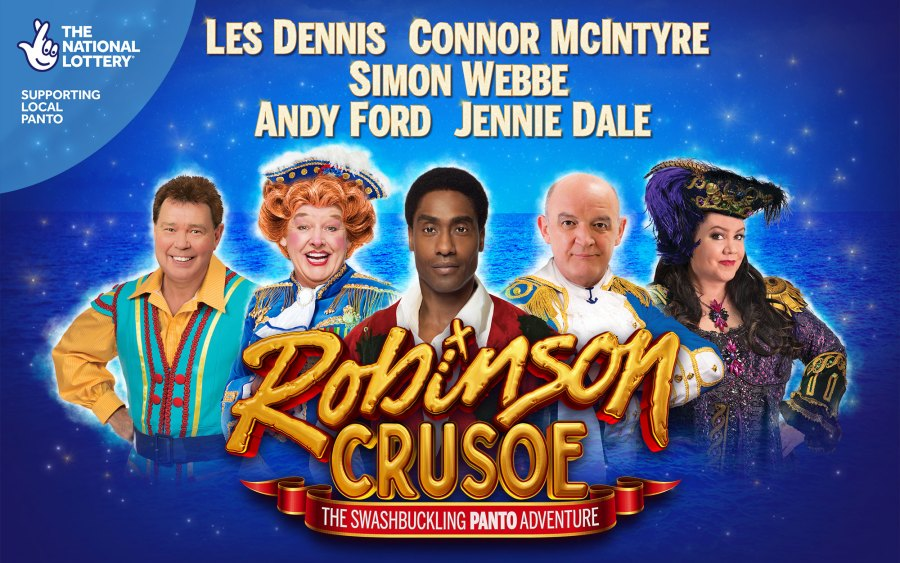 Plymouth panto cast tickets