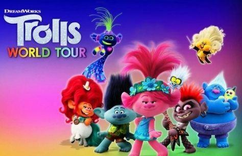 Cinema: Trolls World Tour