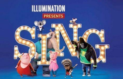 Cinema: Sing