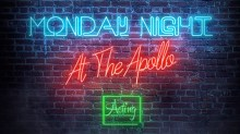 monday ngiht at the Apollo concert series