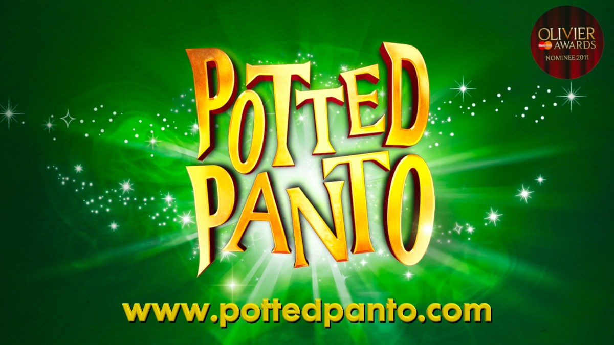 Potted Panto at London's Garrick Theatre