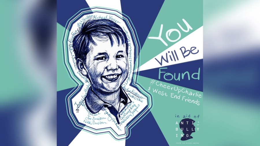 west end You Will Be Found charity single